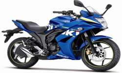 Suzuki Motorcycle launches MotoGP edition of GIXXER SF- India TV Paisa