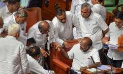 कर्नाटक में विश्वासमत पर मैराथन चर्चा जारी, आज हो सकती है वोटिंग- India TV Paisa