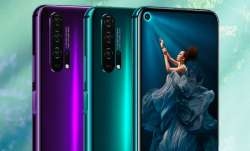 Honor 9X Pro with triple cameras officially teased- India TV