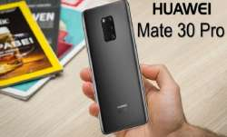 Huawei Mate 30 Pro display to be curvier than usual: report- India TV
