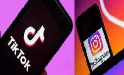 TikTok testing Instagram-inspired features: Report - India TV