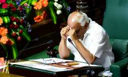 विश्वास मत से पहले कर्नाटक विधानसभा से कुमारस्वामी और उनके विधायक नदारद, अध्यक्ष ने जताया खेद- India TV Paisa