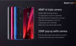 Redmi K20 and Redmi K20 Pro launched in India- India TV Paisa