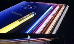 Samsung may launch wireless charger along with Note 10- India TV