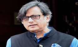 Shashi Tharoor says Trump dont know what he saying on Kashmir Issue- India TV Paisa