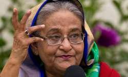 Bangladesh PM Sheikh Hasina disapproves immediate sedition case against Hindu woman | AP- India TV Paisa