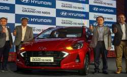 Priced at Rs 4.99L, Hyundai launches Grand i10 Nios to...- India TV Paisa
