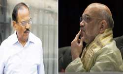 ajit doval and amit shah- India TV Paisa