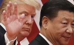 Donald Trump and Xi Jinping- India TV Paisa