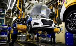Auto Slowdown: Hyundai Motor India lists 'no production days'- India TV Paisa