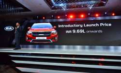 Kia Motors launches Seltos SUV at starting of Rs 9.69 lakh- India TV Paisa