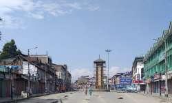 15 दिन बाद खुला श्रीनगर का लाल चौक, हटाए गए कंटीले तार- India TV Paisa