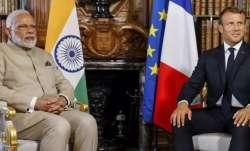 कश्मीर पर फ्रांस ने खुलकर किया भारत का समर्थन, कहा-कोई तीसरा न करे हस्तक्षेप- India TV Paisa