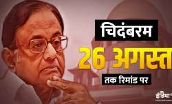 P Chidambaram- India TV Paisa