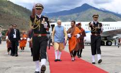 PM Narendra Modi in Bhutan- India TV Paisa