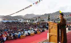 Jamyang Tsering Namgyal- India TV Paisa