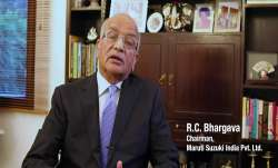 RC Bhargava, Chairman, Maruti Suzuki India Pvt Ltd- India TV Paisa