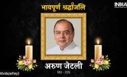 नहीं रहे पूर्व वित्त मंत्री अरुण जेटली, कांग्रेस ने निधन पर जताया शोक- India TV Paisa