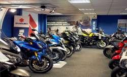 Suzuki Motorcycle inks partnership with HDB Financial Services - India TV Paisa