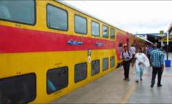 Second double-decker Uday Express to run between Visakhapatnam, Vijayawada- India TV Paisa