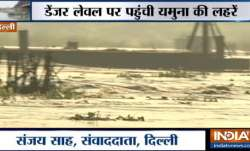 Yamuna Water Level- India TV Paisa