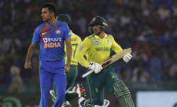 Live Score india vs south africa 2nd t20 ball to ball score updates from Bindra Stadium Mohali - इंड- India TV Paisa