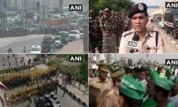 किसानों का आज दिल्ली मार्च, आंदोलन के मद्देनज़र सुरक्षा के कड़े इंतज़ाम- India TV Paisa