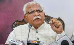 Haryana Chief Minister Manohar Lal Khattar- India TV Paisa