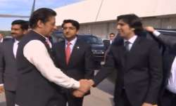 No american official present to welcome Pakistani PM Imran Khan in America- India TV Paisa