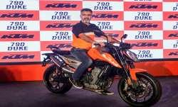 KTM drives 790 Duke into Indian market priced at Rs 8.63 lakh- India TV Paisa