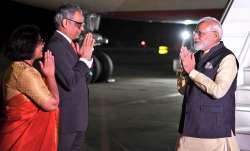 PM Narendra Modi reaches New York to take part in UNGA session- India TV Paisa