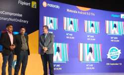 Motorola launches first smart TV in India, Moto...- India TV Paisa