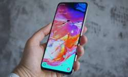 64MP Samsung Galaxy A70s in India this month for nearly Rs 30K- India TV Paisa