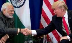 कश्मीर मध्यस्थता बयान पर बोला विदेश मंत्रालय-पीएम मोदी और ट्रम्प की मुलाकात का कीजिए इंतजार- India TV Paisa