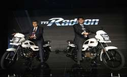 TVS Motor launches TVS Radeon special edition- India TV Paisa