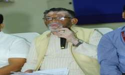 Union Minister of Labour and Employment minister Santosh Gangwar- India TV Paisa