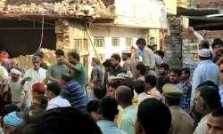 Cylinder Blast- India TV Paisa