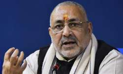 Next assembly election in Bihar will be fought under Nitish Kumar's leadership, says Giriraj Singh- India TV Paisa