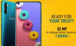 <p>Infinix S5 With Quad Rear Camera...- India TV Paisa