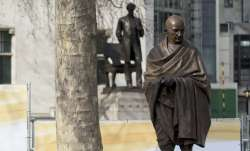 Gandhi statue proposal in Manchester sees Indian and Pakistani students go head-to-head- India TV Paisa