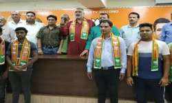 Former PDP leader and several others join BJP in Jammu- India TV Paisa
