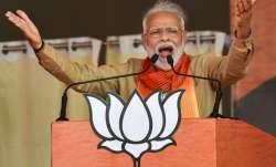 कांग्रेस ने अपनी गलत नीतियों से देश को बर्बाद किया: मोदी- India TV Paisa