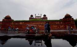 <p>Red Fort, Delhi (File...- India TV Paisa