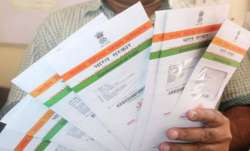 Govt eases norms for change of address on Aadhaar- India TV Paisa