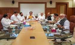 Congress NCP Shiv Sena Meeting- India TV Paisa