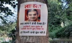 Gautam Gambhir missing posters seen in...- India TV Paisa