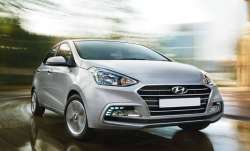 Hyundai to drive in new sedan Aura with BS VI compliant engines- India TV Paisa