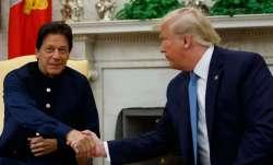 Imran Khan, Donald Trump Imran Khan, trump calls pak pm- India TV Paisa