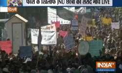 JNU SU- India TV Paisa