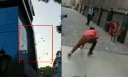रेड से बचने के लिए खिड़की से उड़ाई दो-दो हज़ार के नोट, लूटने के लिए लोगों में मची होड़- India TV Paisa